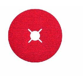 Disco de lija Rhodius Ceramicón KFK 115x22,23 de grano 60